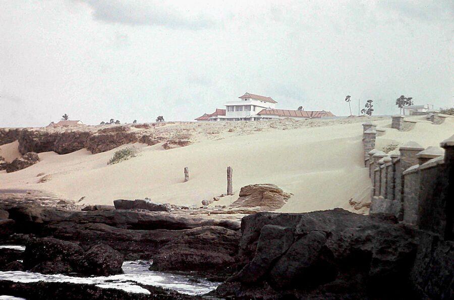 VOYAGE EN INDE DU SUD AU CAP COMORIN EN 1978