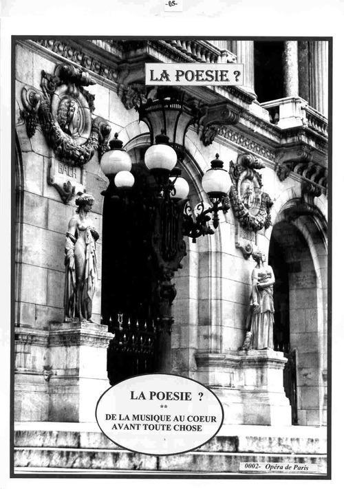 OUVRAGE POETIQUE DE BALOUETTE