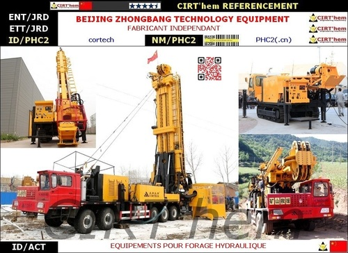 BEIJING ZHONGBANG TECHNOLOGY EQUIPMENT