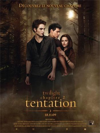 Twilight tentation