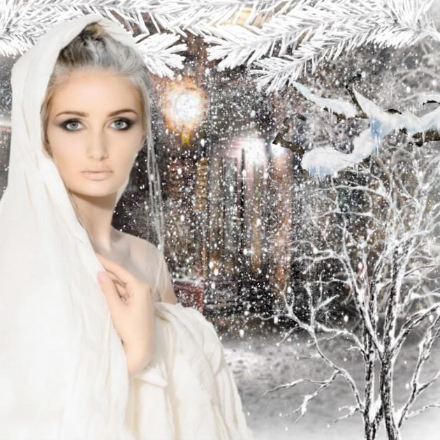 la couleur du mois : le blanc