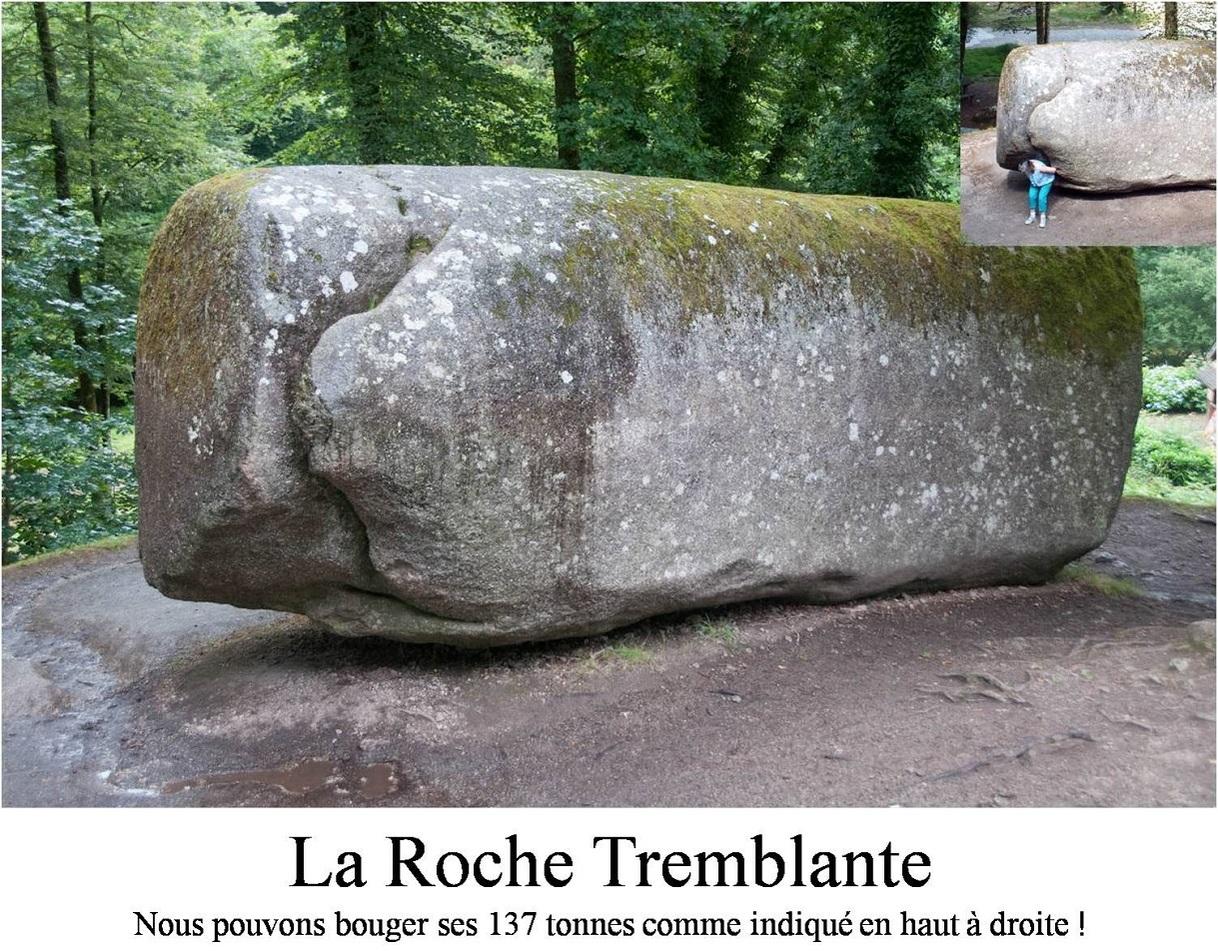 POUR DETENDRE L'ATMOSPHERE : HISTOIRE DE ROCHERS !