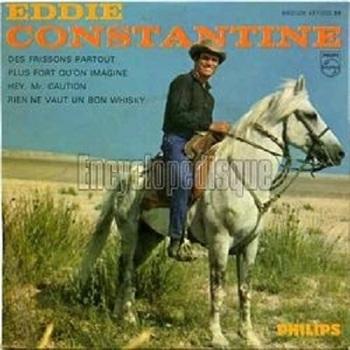 Eddie Constantine, 1965