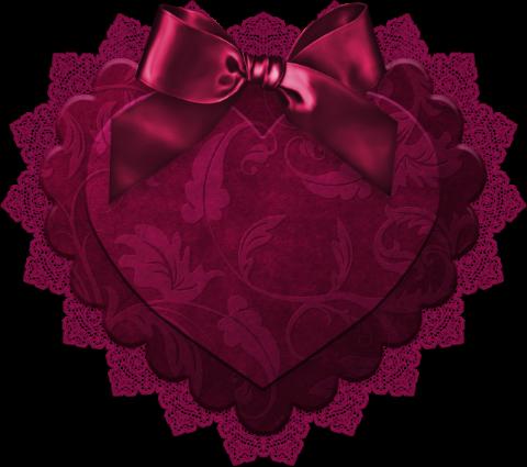 Tubes Coeurs St Valentin Tableau 01