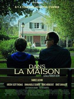 Dans la maison - de François Ozon (2012) - avec F. Luchini, E. Umhauer, K. Scott Thomas