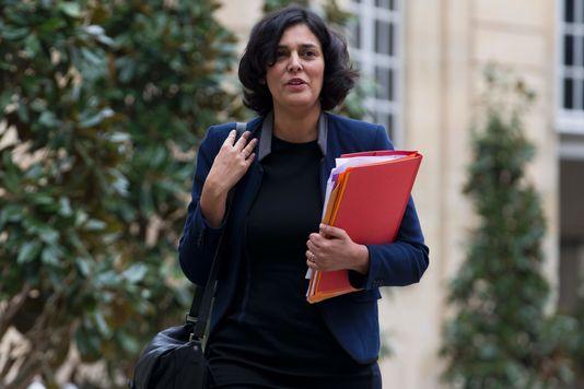 La ministre du travail, Myriam El Khomri, le 18 février.