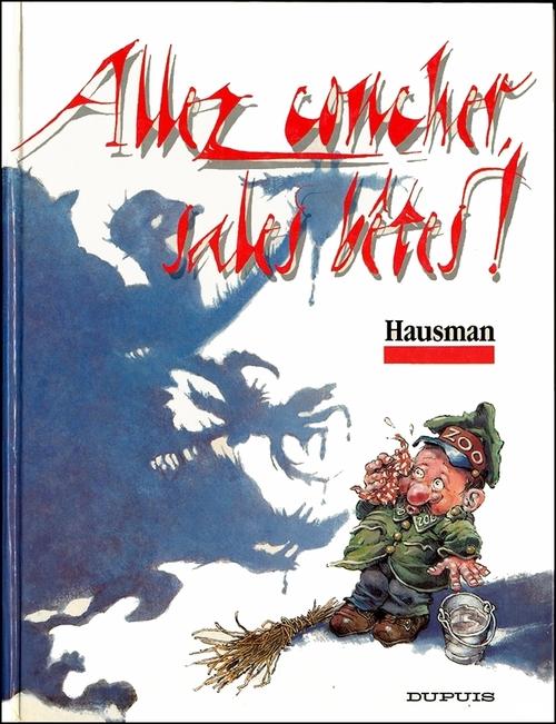 Hausman - Saki, Zunie et les bestiaires