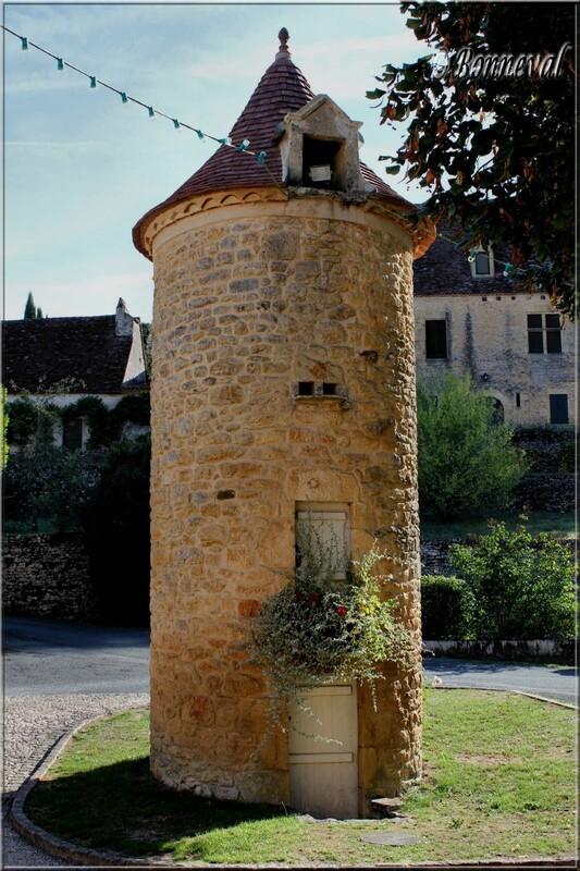 Pigeonnier sur pied à Paunat Dordogne Aquitaine