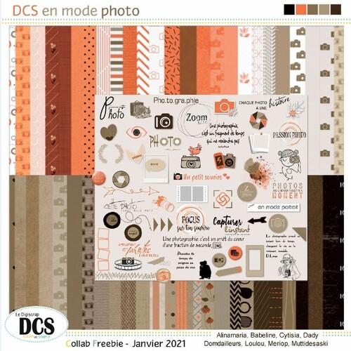 DCS en mode photo