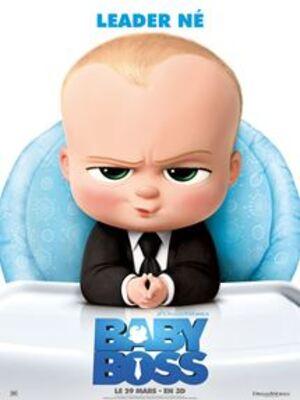 BABY BOSS : Un bébé portant un costume fait équipe avec son frère de 7 ans pour arrêter le directeur de la compagnie Puppy....-----...Date de sortie 29 mars 2017 De Tom McGrath Avec Alec Baldwin, Tobey Maguire, Lisa Kudrow plus Genres Animation, Comédie Nationalité Américain