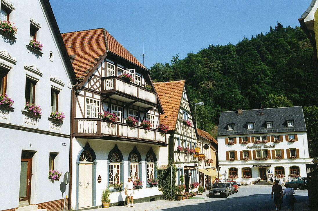 Image illustrative de l'article Bad Berneck im Fichtelgebirge