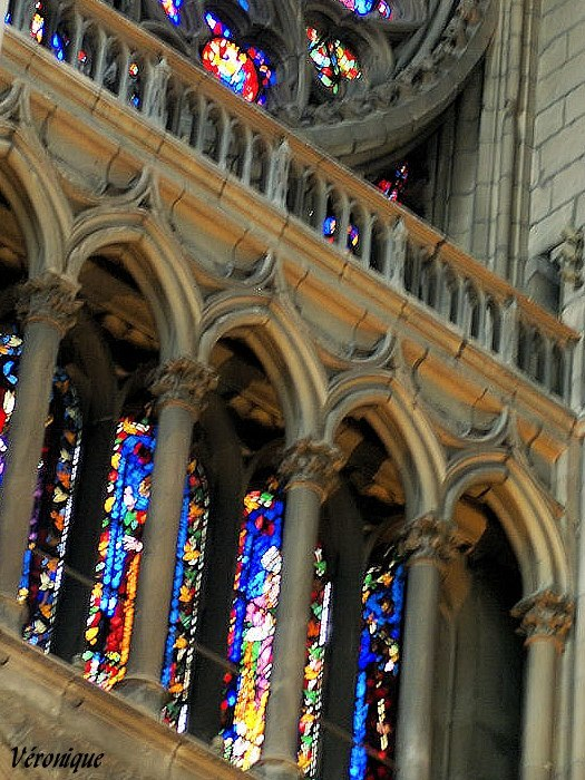 Champagne-Ardenne Marne Reims cathedrale 27