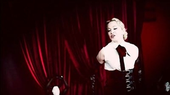 Madonna - Living For Love Video Premiere (7)