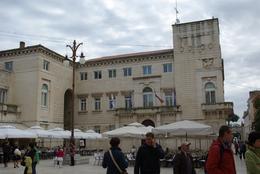 ZADAR - HOTEL DE VILLE