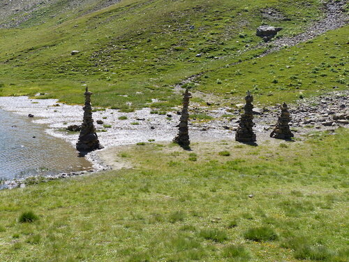 Lac Verdet (Restefond)