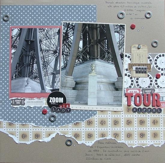 la DICTEE de PARIS