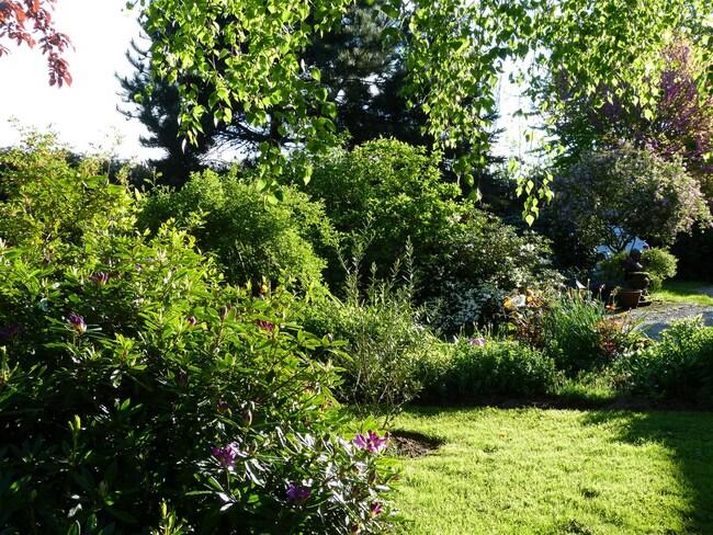 le 3 mai 2015 au jardin