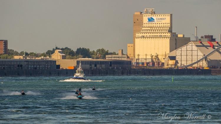 Montréal : Le port 2/2