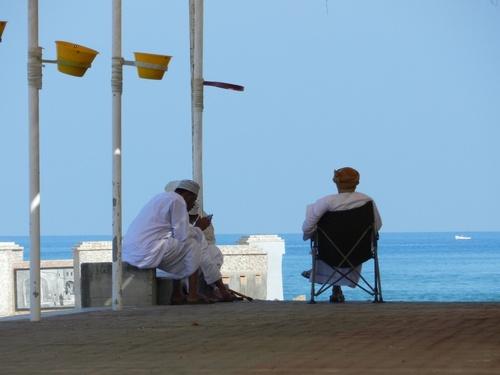 Oman Sur, ville de pêcheurs