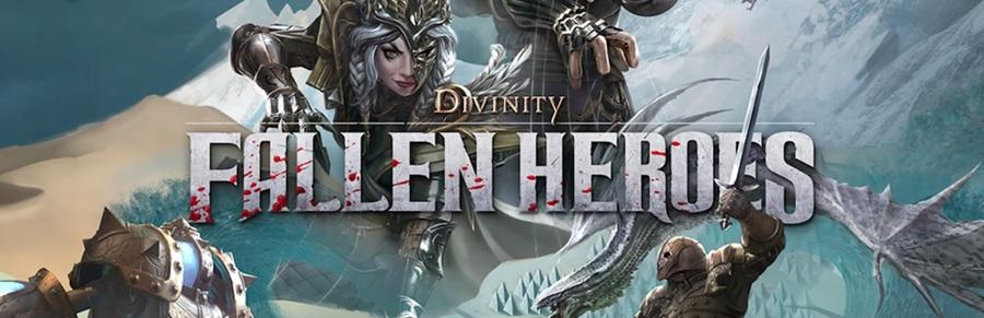 NEWS : Divinity, Fallen Heroes pour 2019*