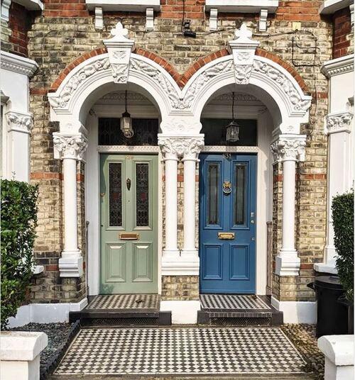 Les plus belles portes