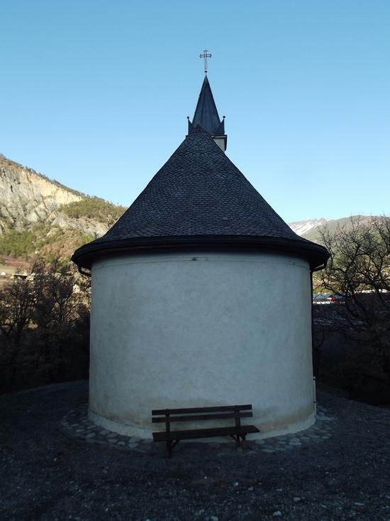 Promenade à la chapelle
