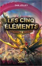 Les cinq éléments tome 3- Le serpent écarlate