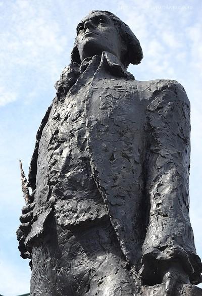 7 juillet 2012 Statue 2
