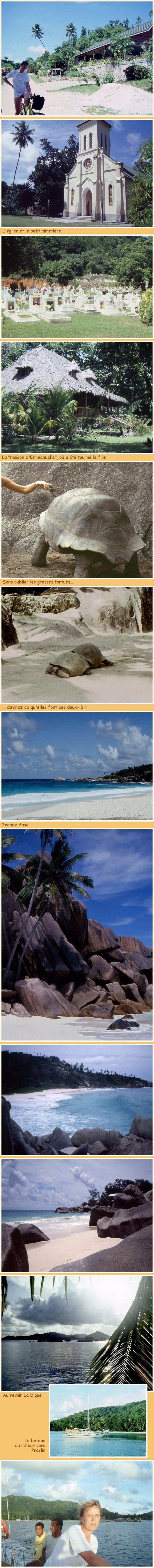 Les Seychelles - 9