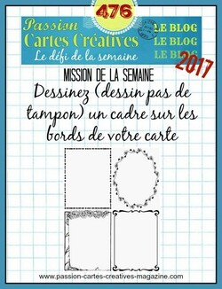 Passion Cartes Créatives#476 !
