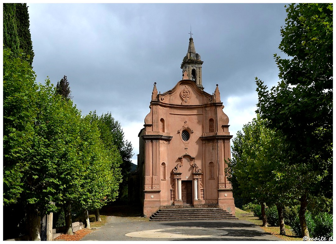 Eglise Saint-Augustin d'Ortiporio - Corse