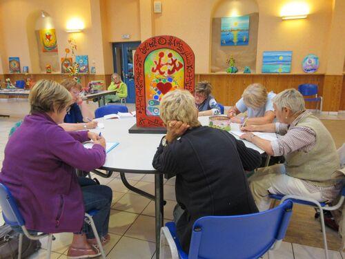 Atelier d'écriture pour adultes