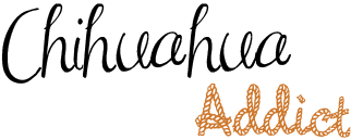 Chihuahua Addict Logo