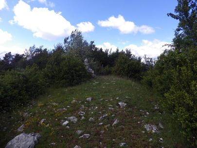 Topo Montagne de l'Arsuc