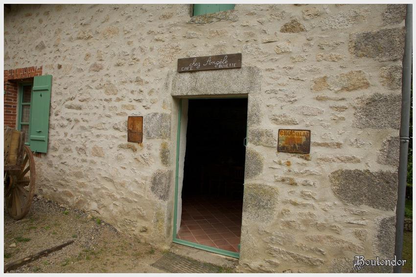 Montrol-Sénard -La buvette(87 haute-vienne)