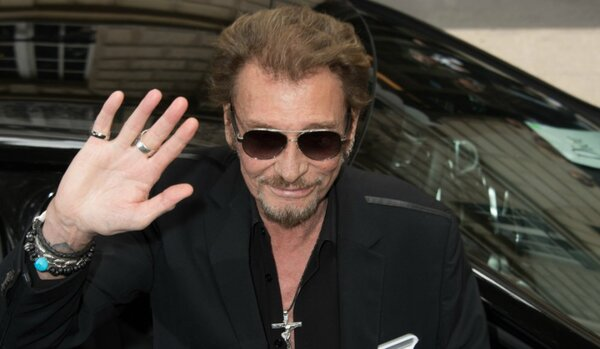 Johnny Hallyday, repose en paix