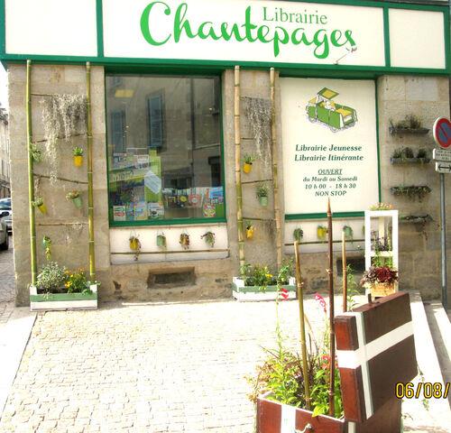 Chantier participatif, coopératif chez Chantepages