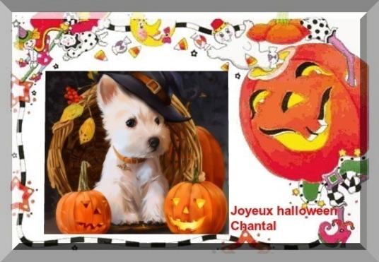 Joyeux Halloween mes ami(e)s