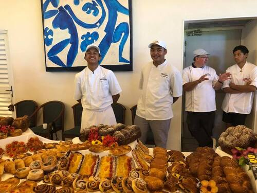 es portes ouvertes du lycée professionnel de Tahiti