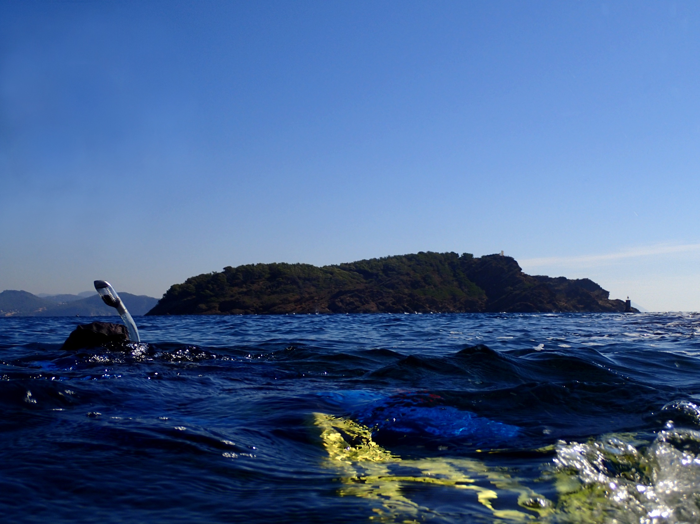 île verte La Ciotat