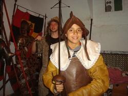 Jour 4 : retour au Moyen-Age