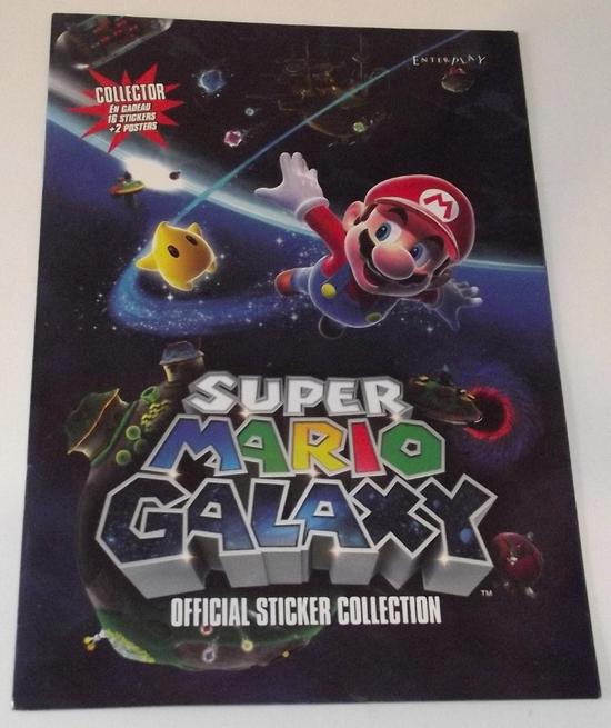 panini super mario galaxy 01