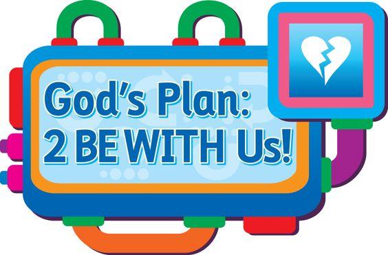 God's Plan Day 2