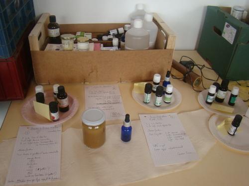 """atelier """"nature aromathérapie"""""""