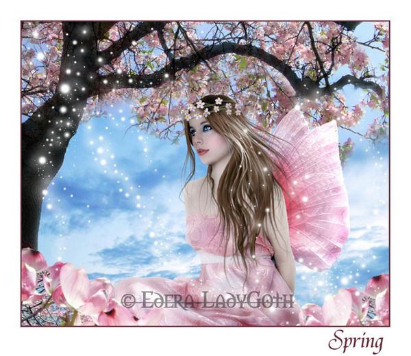 Tavasztündérek