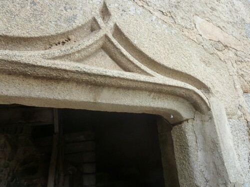 Le prieuré de la Vacherasse....