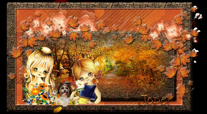Défi 103:Promenons nous dans les bois. Beauty par Jopel