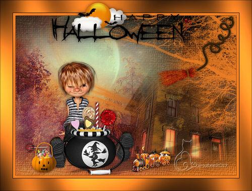 Hppy halloween