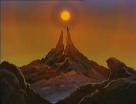 Mont Célesté