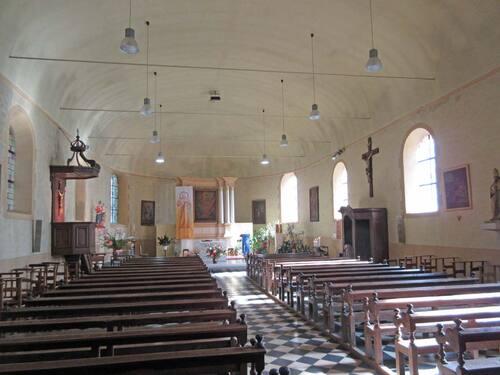 Secrétaire de la Fabrique de l'église de Bohan